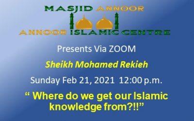 Monthly Talk 202102