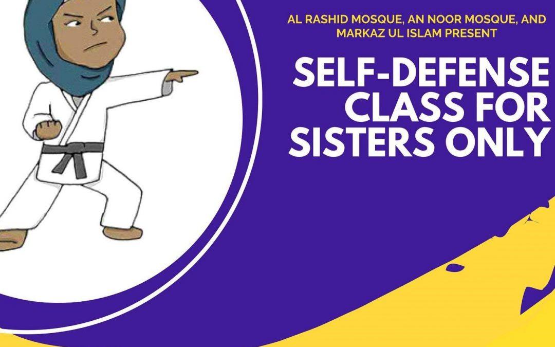 Sisters Self Defense Class